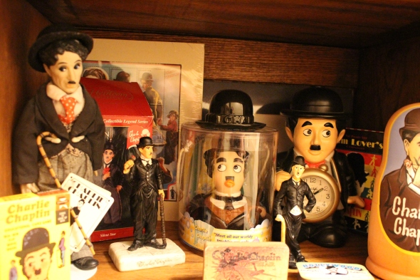 Just a tiny piece of my Chaplin collection